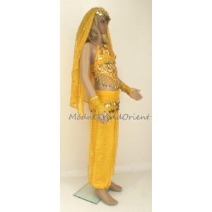 Orientální dívčí kostým 2416