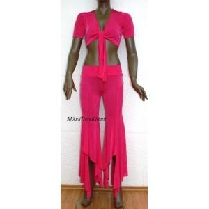 KOMPLET: kalhoty+top