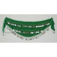 dětský sametový šátek