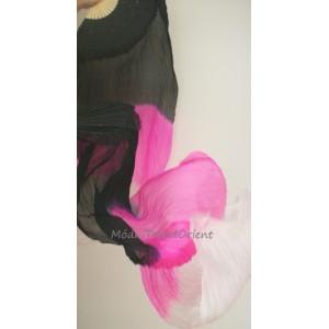 Vějíř hedvábný PROFI 1-915 fan veil