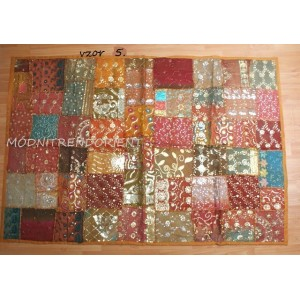 Koberec patchwork Indie I.