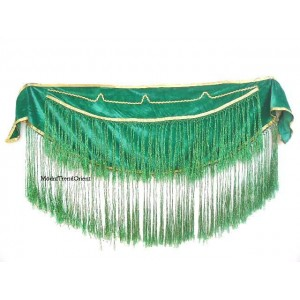 Šátek třásňový