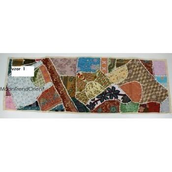 UNI patchwork dílko 2125 Indie