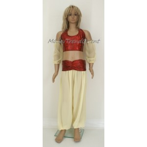 Dívčí orientální kostým 1317