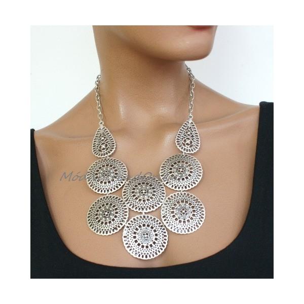 24e806dea Orientální náhrdelník 1216 - Modní Trend Orient