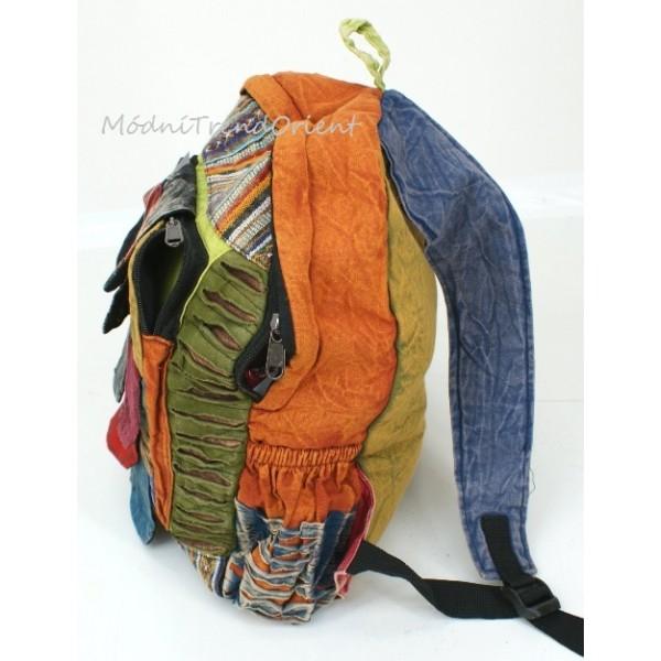 ETNO batoh SOVA - Modní Trend Orient 9136828ba8f