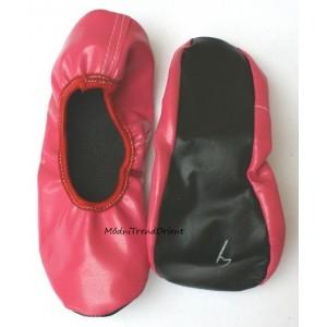 Botky IV. tmavě růžové