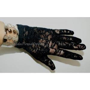 Krajkové rukavičky