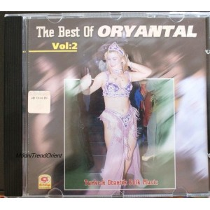 THE BEST OF ORYANTAL vol.2