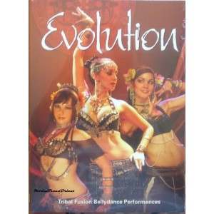 EVOLUTION - Tribal Fusion Bellydance Performanc