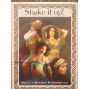 SHAKE IT UP! Exotická bellydance vystoupení
