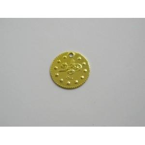 Penízek II, průměr 19mm