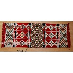 Turecký koberec běhoun