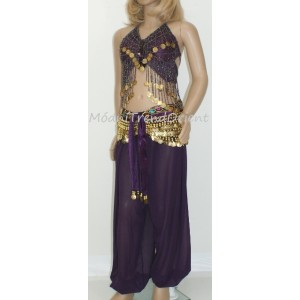 Orientální kostým dívčí 21017
