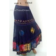 Sukně batik 1517