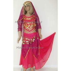 Orietální dívčí kostým 1416