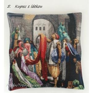 Polštáře Turecký kupec