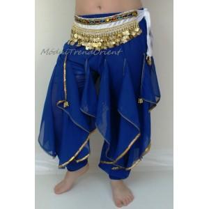 Orientální kalhoty dívčí 31017