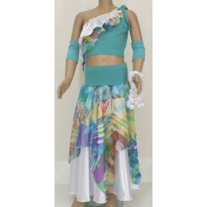 Dívčí taneční kostým  2318
