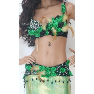 Kostým LADA  zelený