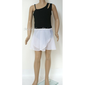 Tréninková baletní sukýnka