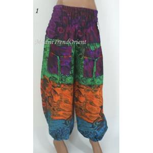 Kalhoty orientální 119
