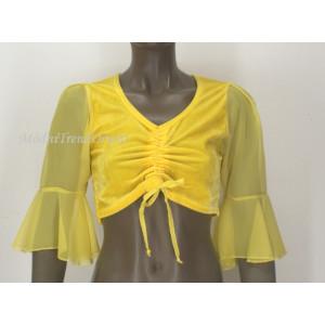 Top FARIDA  II.žlutý-výprodej