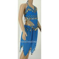 Orientální dívčí kostým 1220