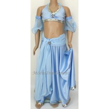 Dívčí kostým blue