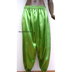 Kalhoty satén