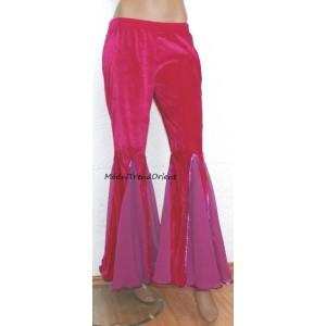 Kalhoty s klíny