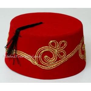 Orientální čapka Fez